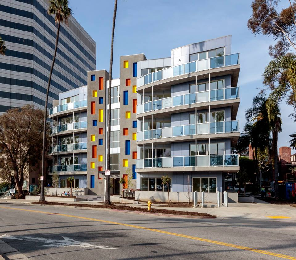 Brentwood Ca Apartments: The Tides Brentwood-apartments